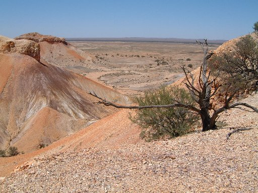 Views of the Painted Desert