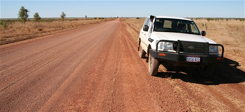 The Burketown Track