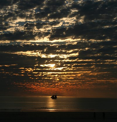 Sunset from Cable Beach