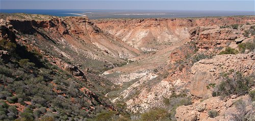 Charles Knife Canyon