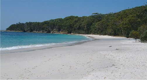 Murrays BEach, Jervis Bay