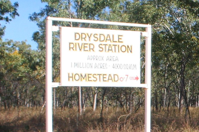 Drysdale Station