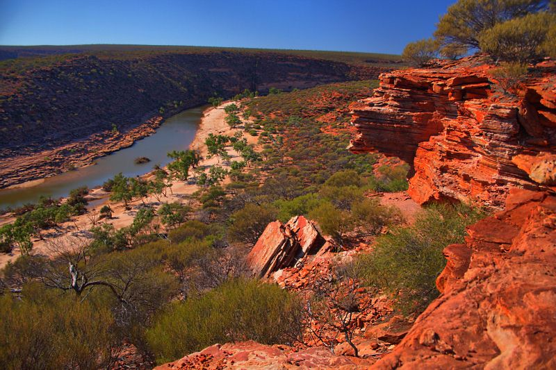 The Cliffs near Kalbarri
