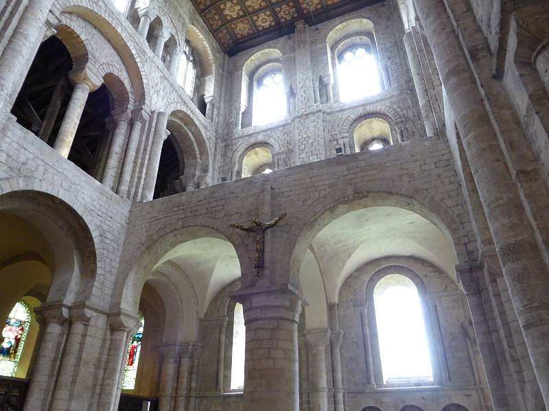 Winchester Cathedral - North Transept